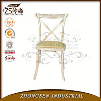 Small MOQ Antique Plywood Dining Chair