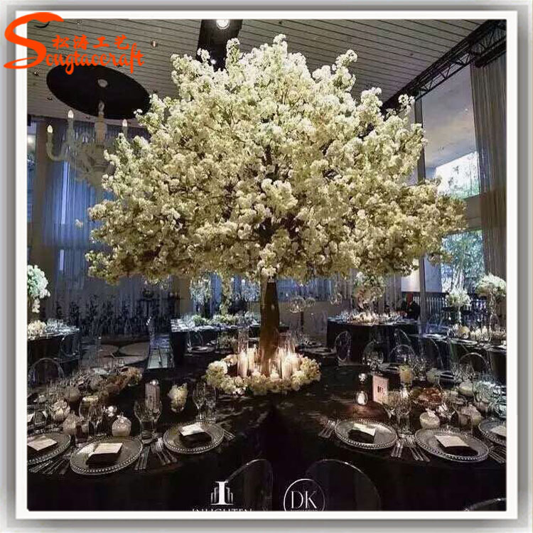Wedding Centerpieces Wholesale Table Centerpiece Tree White Wedding