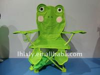 outdoor camping frog chair for kids best gift
