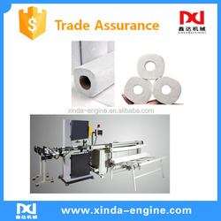 full auto toilet paper log saw cutting machine,towel paper roll cutter machine SP400