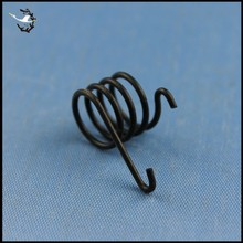 custom hair clip carbon steel torsion spring