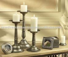 candle stands in assortments