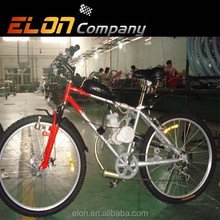 hot selling motorize bike cheap price 26inch 80cc 2 stroke petrol bike with front disc brake(E-GS202)