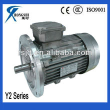 Ac motor continuous duty