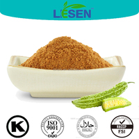 Certified Kosher bitter melon extract charantin charantia momordica extract