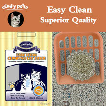 Emily Pets Best cat litter bentonite odd-shaped Kitty sand