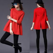 3/4 sleeve beaded neck plain knitted fabric latest tops designs girl, beaded tops, neck design tops