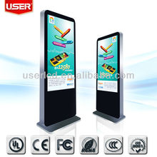 47 inch stand alone wifi lcd advertising display