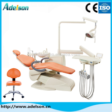 Memory System Dental Chair Unit With Led Sensor Lamp ,complete dental unit ADS-A2