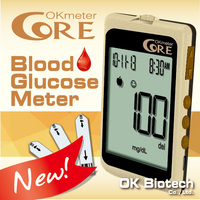 OEM/ODM Blood Glucose Monitoring System / Diabetes Home Use Medical Monitors