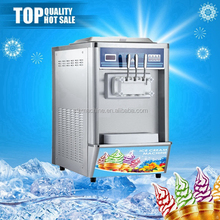 Un año en el extranjero servicio de helado de piezas de la máquina