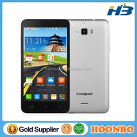 "Original Coolpad F1 8297 w01 4G Mobile Phone Quad Core MSM8916 Android 4.4 Dual SIM WCDMA 5.0""HD IPS 1GB RAM 8GB ROM 8MP"