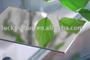 4MM Silver Mirror Aluminium Composite Panel unbreakable material used in building