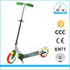 Aluminium Push Foldable Scooter 2 Wheel Kick Scooter made in china