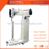 8366 high press foot and raise height single needle post bed industrial sewing machine