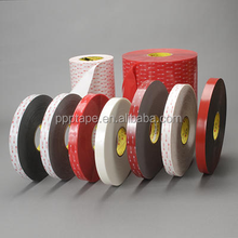 Wholesale high quality waterproof acrylic foam double-sided adhesive 3M VHB tape
