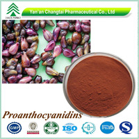 Natural 25% procyanidins grape seed extract