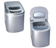 portátil de casa, fabricante de hielo de mini máquina de hielo
