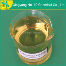 Chlorinated paraffin used as bonding material and paint improver
