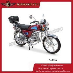 Alpha 70cc Gas Cheap Street Bike Motorcycle parts