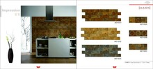 copper modern house design kitchen backsplash wall tile