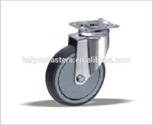 Ruedas giratorias con tpe- neumáticos( elastómero termoplástico) ruedas