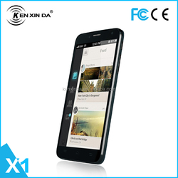 Online shopping Kenxinda X1 3G Quad Core Android 4.4 system MTK 6582 smart phone