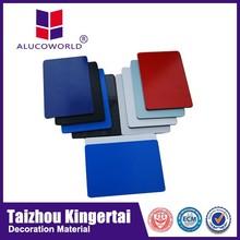 Alucoworld ceiling light fixture Aluminum Composite Panelacp walls panels