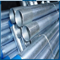 Building material galvanized thin wall steel rectangular pipe or square tube/round pipe