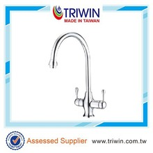MIT Triwin Home use Kitchen Chrome Plated NSF Faucet