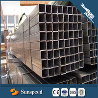 square tube 20x20 mm steel/carbon fiber square tubes/square steel tubes