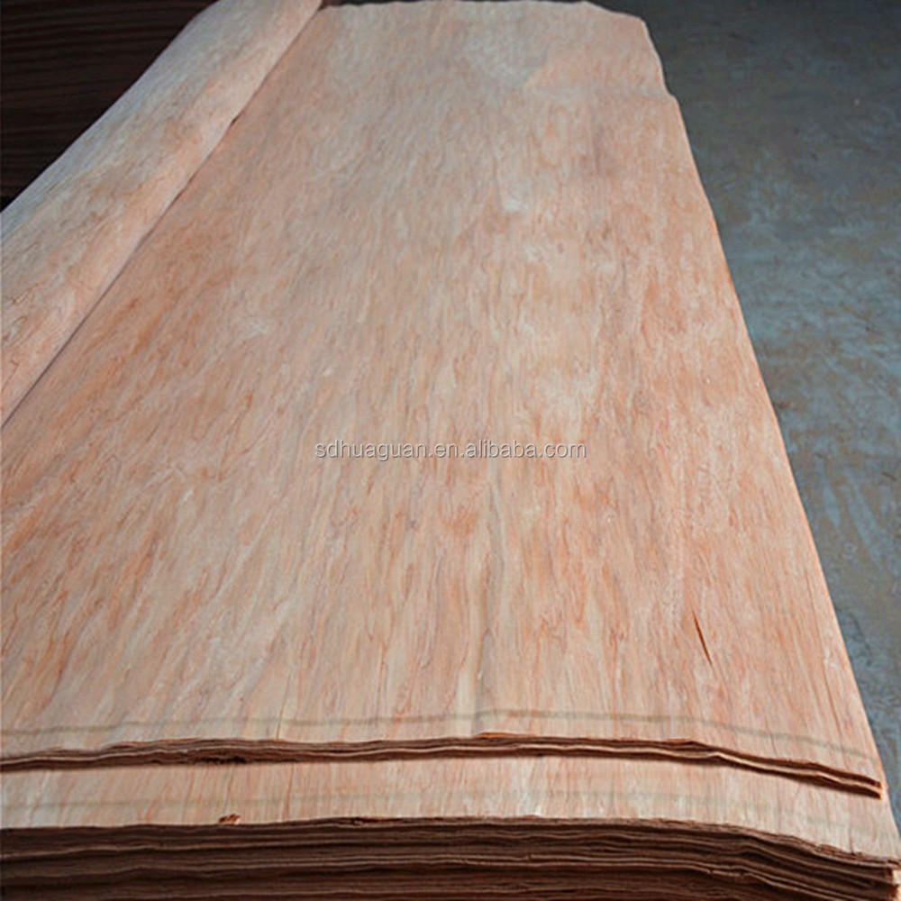 Acacia lvl plywood okume veneers white oak color wood