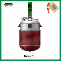 Foshan JCT Stainless Steel reactor manufacturer For quartz stone adhesive