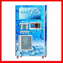 self-service easy coin operated automatic coin operated ice vending machine for sale 140-900KG