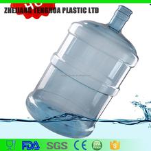 18.9L or 5 Gallon big bottle/water bottles for clearwater/Pet water bottles for drinking spring water