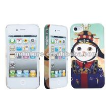 Design your own panda case for iphone 4