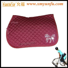 Custom Horse Racing Products Half Pads