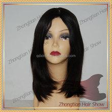 Mono Skin Top Jewish WIG No Layed Mongolian Jewish korsher wig in stock