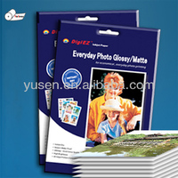 235g/255g Double Sides( glossy/matte) Inkjet Photo Paper A4