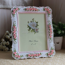 Family Record Beautiful Resin Picture Photo Frame Factory Direct