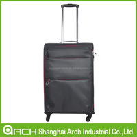 2015 new design light weight luggage / Ultra light suitcase