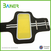 Sports fashion neoprene best selling armband for iphone 6
