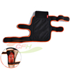 SBR china knee braces,hot compress therapy knee protector machine