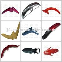 rear fender for motorcycle