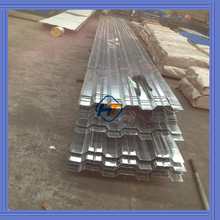 high strength zinc or aluzinc coated concrete metal floor/metal floor sheet/metal floor grills