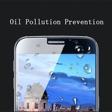 Oil Pollution Prevention Real Premium Tempered Glass Front Back Screen Film 9H For Samsung Galaxy S6