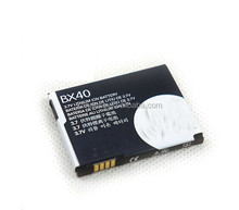 phone batteries wholesale 3.7v original external battery BX40 for Motorola V8 U8 V9 U9 V10 V9M battery