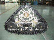 ATV / UTV rubber track system / rubber track kits