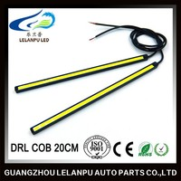 Daytime Running Light 20CM Cob Led Super Bright DRL Waterproof Led Lights