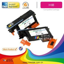 Zhuhai compatible print head C9381A for hp 88